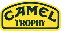 camel trophy logo