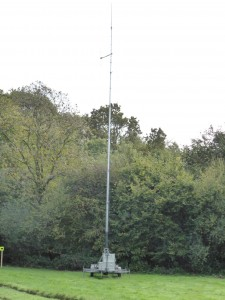 12m Trailer Tower